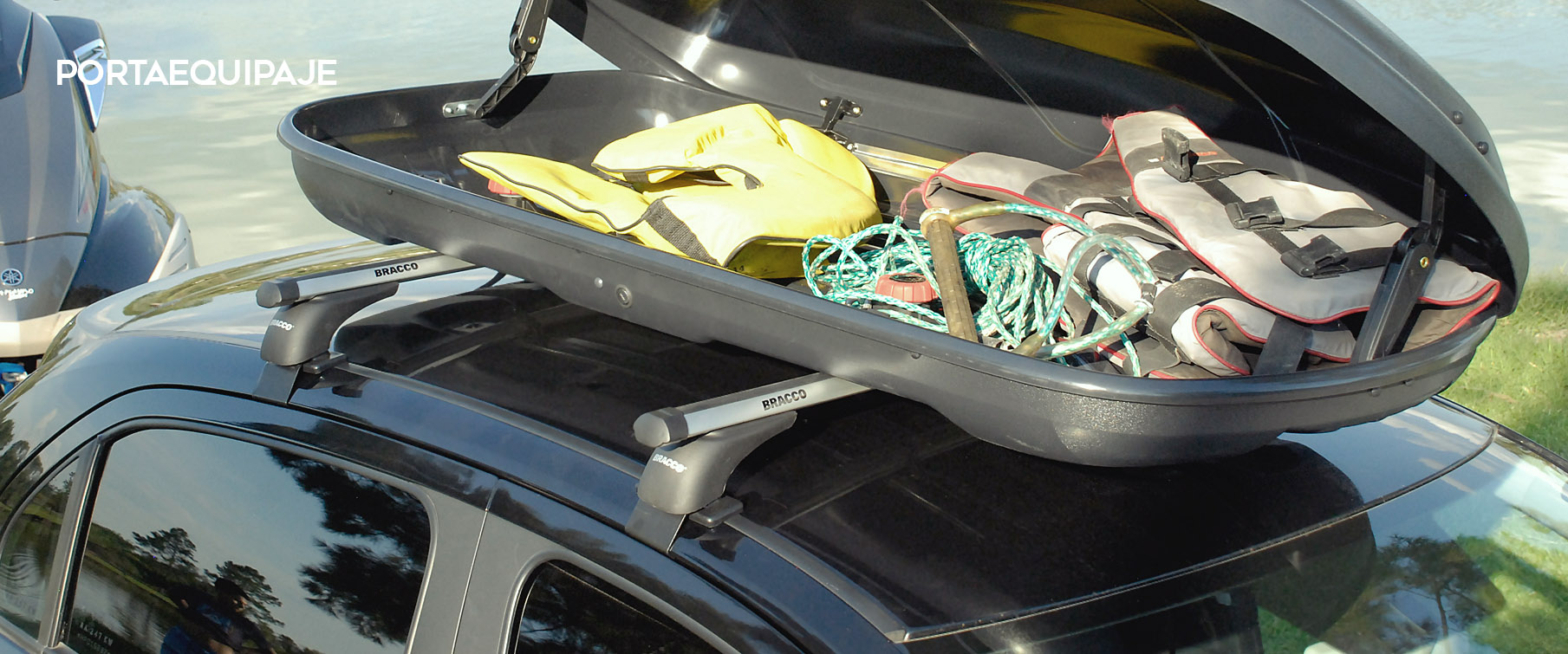 portaequipajes para automoviles bracco 2